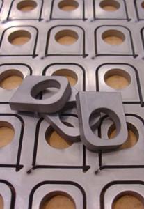 corte por agua acero inoxidable 4 mm